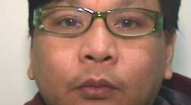 Victorino Chua was jailed for life in May (Greater Manchester Police/PA Wire)