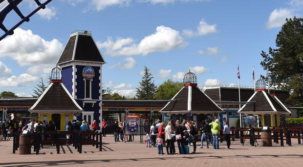 Alton Towers owner Merlin Entertainments has warned that annual theme park earnings would be lower than expected