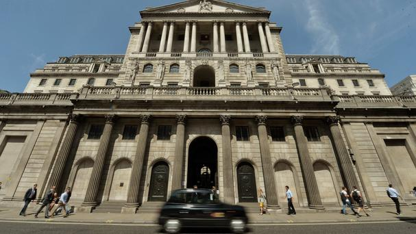 The Bank of England may need to cut interest rates rather than raise them, says its chief economist