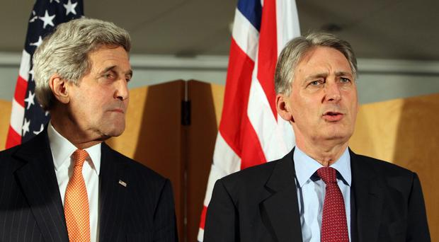 John Kerry Philip Hammond will meet to discuss combating Islamic State in Syria