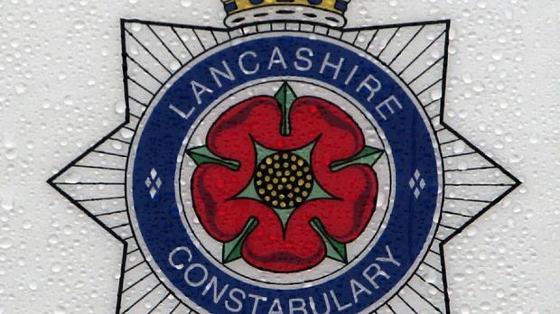 Lancashire Police appealed for witnesses to the incident