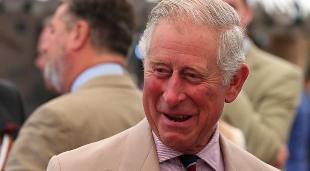 Prince Charles will attend the Battle of Britain service at Westminster Abbey