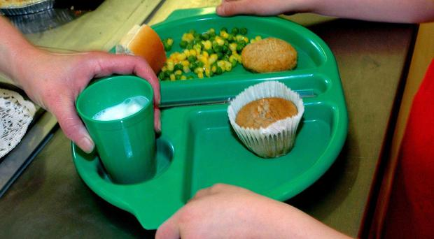 Free school meals for five to seven-year-olds were introduced last year