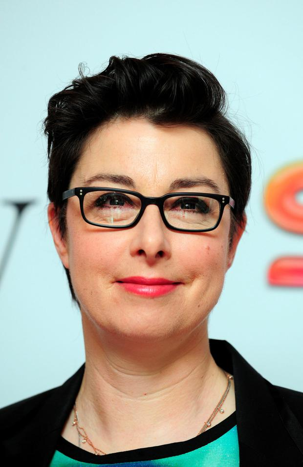 Cancer: Sue Perkins