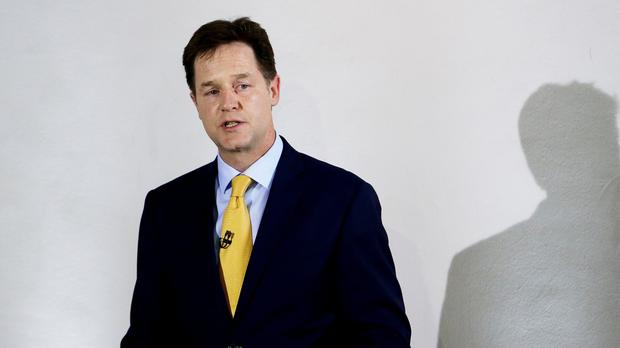 Nick Clegg will warn a vote to leave the European Union would risk tearing the UK apart