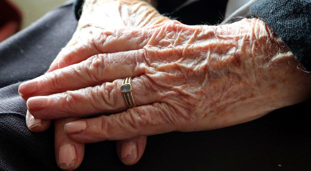 Dementia affects 850,000 people in the UK