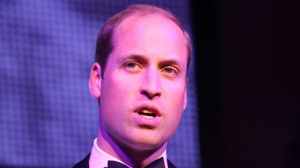 The Duke of Cambridge is due to visit the Hammersmith Academy in London