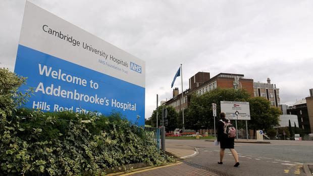 Addenbrooke's University Hospital is part of the trust deemed to be inadequate