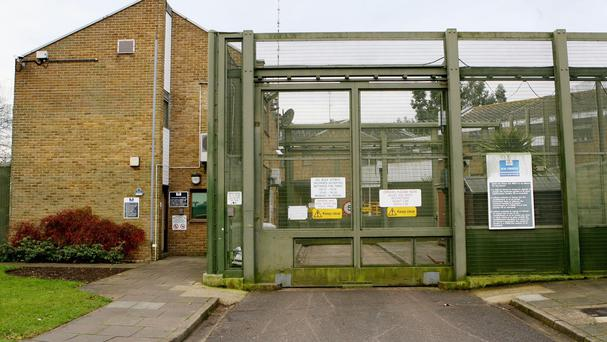 Violent attacks have risen at Cookham Wood young offenders jail