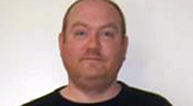 Convicted murderer Richard Bracken failed to return to a psychiatric hospital in North Wales after an hour's unescorted leave on Monday lunchtime (North Wales Police/PA)