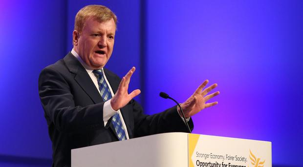 Charles Kennedy died at his home in Fort William in June this year