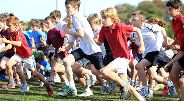 More than a third of parents polled said it was a school's responsibility to ensure children get enough exercise