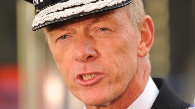 Sir Bernard Hogan-Howe extended his condolences to Alistair Calvert's family