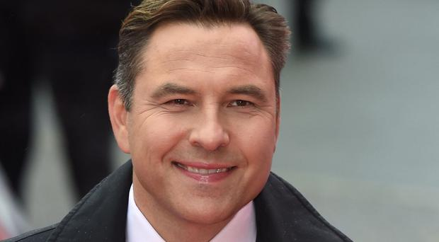 David Walliams is taking part in the campaign to make English pupils the most literate in Europe in five years