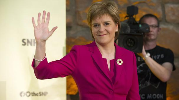 Nicola Sturgeon said comments about her appearance are often 'written in the most hideous and quite cruel way'