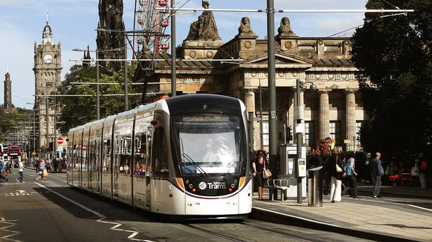 MSP Tavish Scott has claimed for 11 £5 tram journeys from Edinburgh Airport to the city centre, new expenses figures show