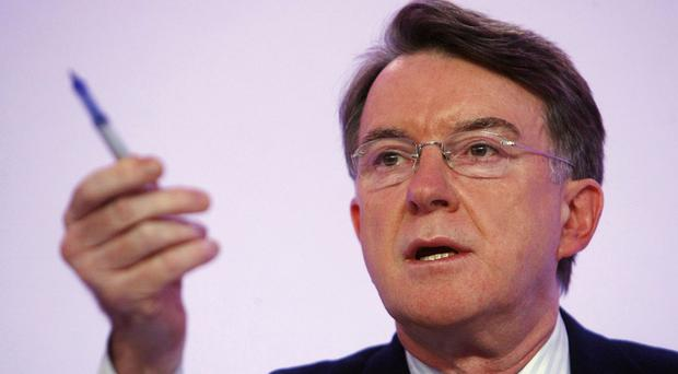 Lord Mandelson has warned Jeremy Corbyn's opponents not to try to unseat him until the public judge him unelectable