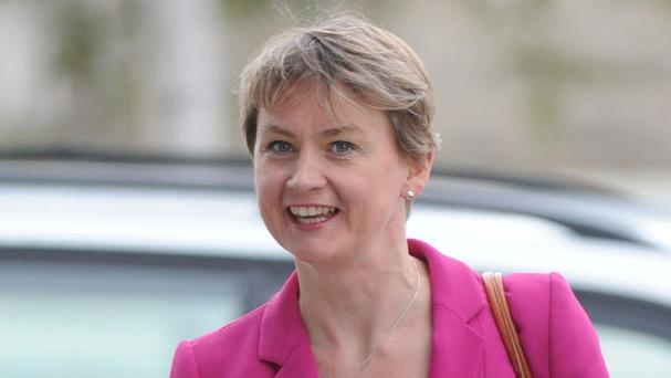 Yvette Cooper says sexist abuse is 'increasingly masquerading as political activism'