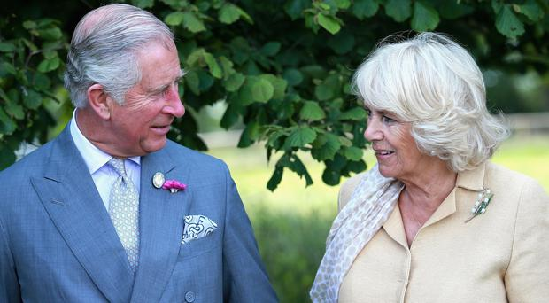 The Prince of Wales and Duchess of Cornwall are to attend a service to remember those who died in the Battle of Loos