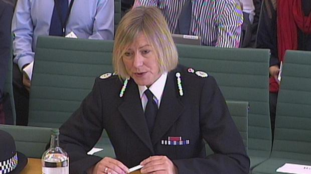 Sara Thornton heads the National Police Chiefs' Council which has warned Home Secretary Theresa May that cuts threaten to