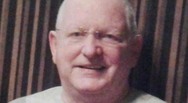 Arthur Eade, 68, who was killed in a road collision on Europa Way, Old Trafford, as he walked to a Premier League match with his son and grandson.
