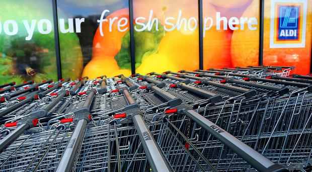Aldi said it is accelerating store openings, with 65 sites due to open in the current year, up from 54 in 2014.