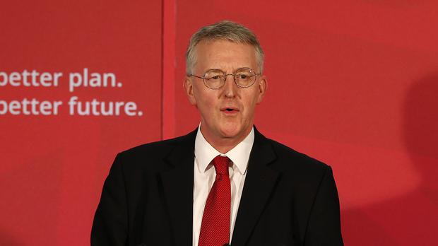 Hilary Benn said David Cameron should push for