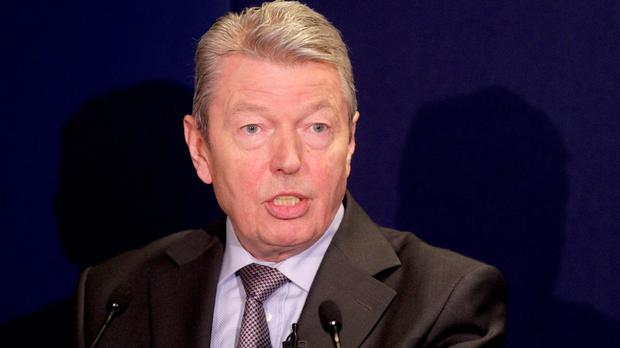 Alan Johnson told the Labour party conference that