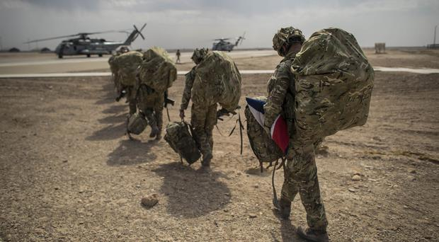 There was public pressure to do more for troops injured in the conflicts in Afghanistan and Iraq