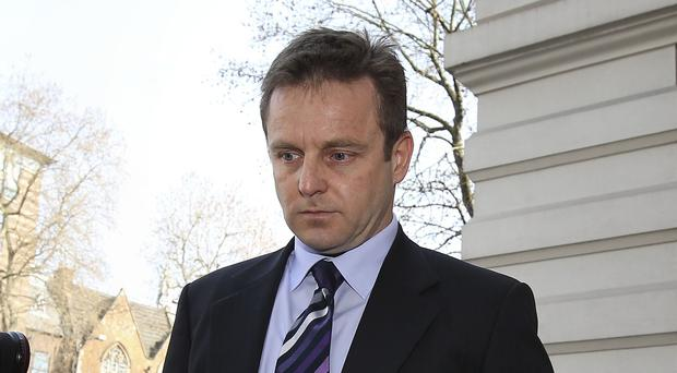 Peter Barnett is alleged to have spent more than two years avoiding paying for his ticket on Chiltern Railways