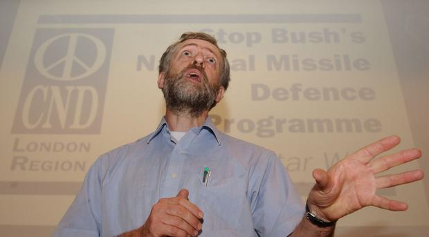 Jeremy Corbyn is a long-standing opponent of nuclear weapons