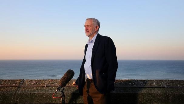 Jeremy Corbyn said that participating in Better Together and failing to offer an alternative to austerity cost Labour in Scotland