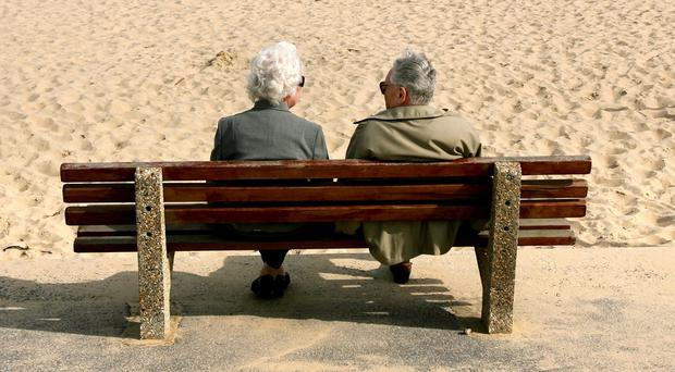 Figures show 550,810 people in Britain are estimated to be aged 90 and over