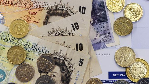 The new adult minimum wage has increased 20p from today to £6.70 an hour