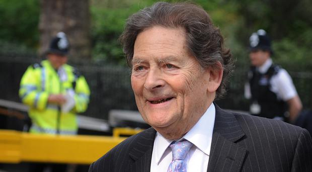 Former chancellor Lord Lawson has announced he will lead the Conservative campaign to leave the EU