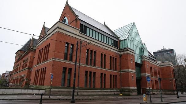 The sentence was handed down at Manchester Crown Court, Minshull Street