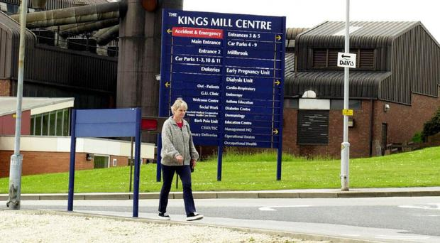 Majid Akhtar was pronounced dead at King's Mill Hospital, Sutton in Ashfield