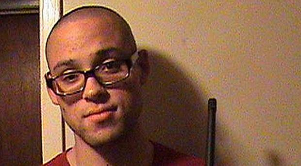 Chris Harper Mercer was reportedly born in England (MySpace/PA)