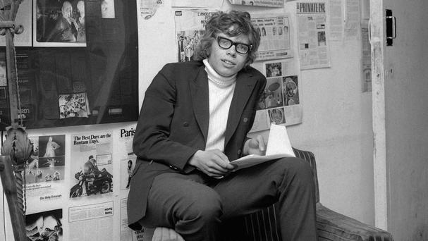 Sir Richard Branson, pictured in 1969, dropped out of school at 17