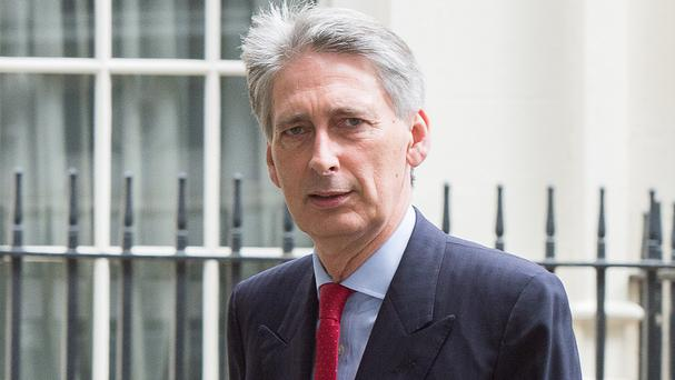 Philip Hammond said the British people would deliver