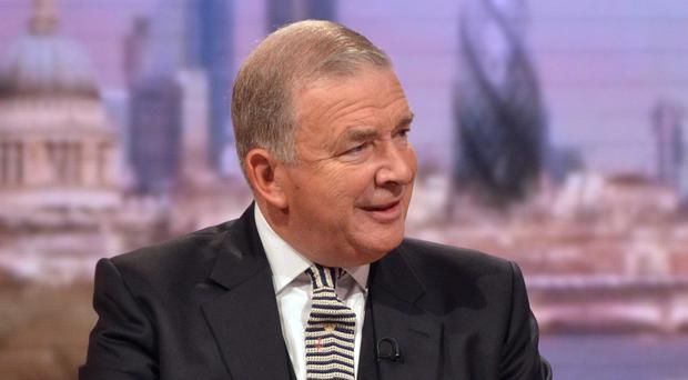 Lord West of Spithead warned he could quit the Labour Party