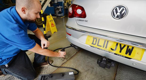 VW has admitted that 11 million of its diesel vehicles worldwide were fitted with defeat device software