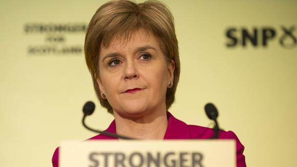 Nicola Sturgeon was interviewed by Alastair Campbell for the November issue of GQ magazine