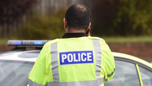Merseyside Police are hunting the driver of a stolen car who mowed down and killed an officer in Wallasey