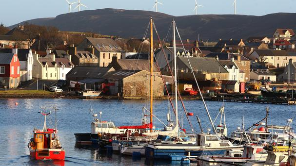 The yachtsman is believed to have left Shetland to sail to Norway