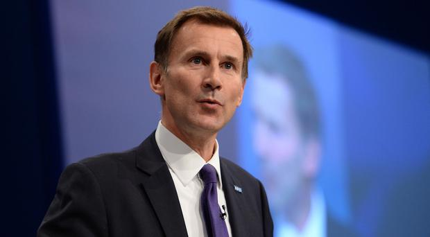 Health Secretary Jeremy Hunt is trying to ease the fears of junior doctors