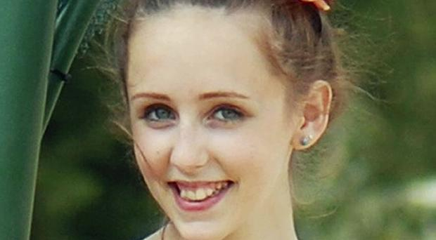 Alice's body was found in the Grand Union Canal