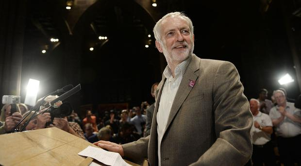 Jeremy Corbyn said businesses that work with trade unions should be celebrated