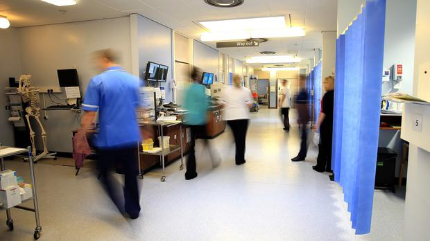 NHS trusts have racked up a huge deficit