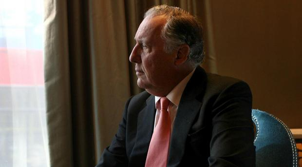 Author Frederick Forsyth is among the supporters of a new cross-party group bidding to become the official